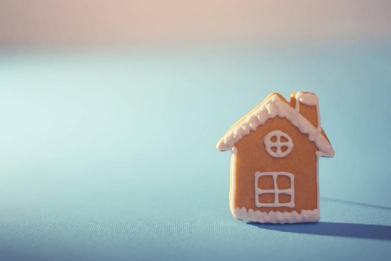 シンプルな家3