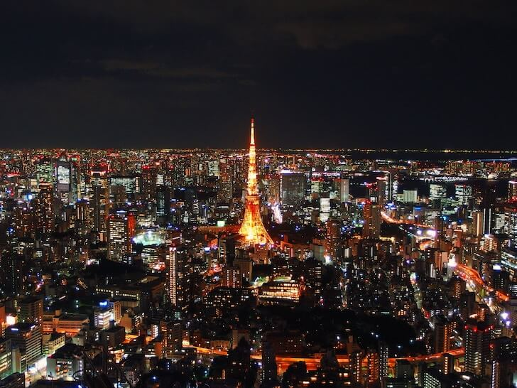 東京不動産投資