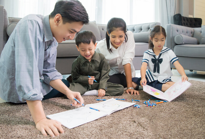 子育て世帯の優遇制度